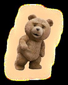 Ted プリ画像