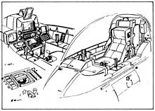【操縦席】軽・可変戦闘機 VF-8A 宇宙ローガンの画像(戦闘に関連した画像)