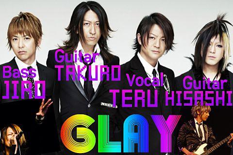GLAYの画像(プリ画像)
