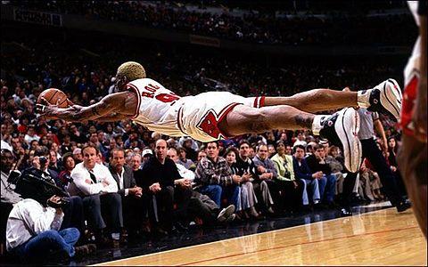 NBA デニス・ロッドマンの画像 プリ画像