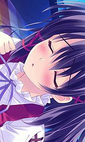 二次元画像♪の画像(待受/ガール/girl/anime/prettyに関連した画像)