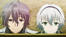 珠雫 & 凪の画像(落第騎士の英雄譚に関連した画像)