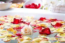 薔薇風呂の画像(プリ画像)