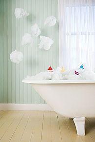 泡風呂の画像(バスタイムに関連した画像)