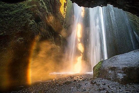 滝の画像(プリ画像)