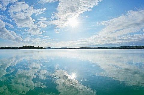 水面反射 1の画像(プリ画像)