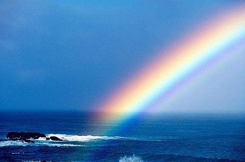 虹の画像 プリ画像