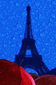 パリの梅雨の画像(プリ画像)