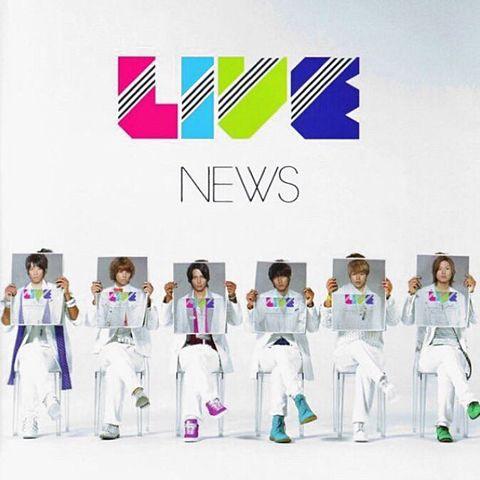 NEWS-LIVE ジャケット[37679958]|完全無料画像検索のプリ画像 byGMO
