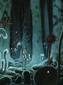 風の谷のナウシカ ジブリの画像(腐海に関連した画像)