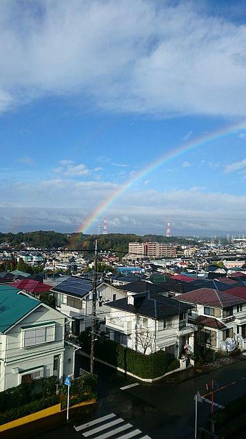 虹!🌈の画像(プリ画像)