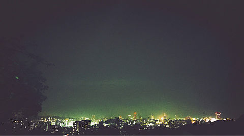 night view ✳︎の画像(プリ画像)