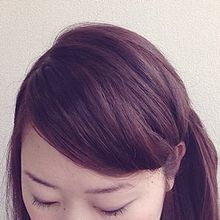 梅雨のうねりやすい前髪を、ふっくらキュートにまとめるアレンジの画像(うねりに関連した画像)