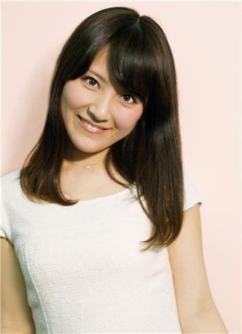 さわやかな笑顔の福田彩乃