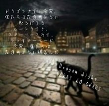 ・Dragon Night ・の画像(SEKAI/NO/OWARIに関連した画像)