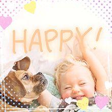 HAPPY!の画像(プリ画像)