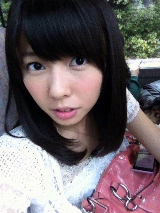 21位)中村 麻里子 161cm : AKB4...