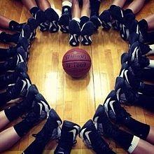 素材*heart-バスケットボール- プリ画像