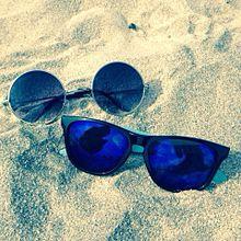 素材*sunglasses-サングラス- プリ画像