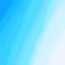 水色→白のグラデーションの画像(空 背景に関連した画像)