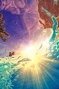 水面の画像(水面 背景に関連した画像)