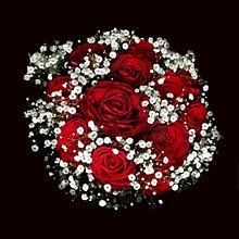 背景 素材 花束 の画像(バラ 花束に関連した画像)