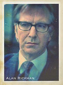 アラン リックマンの画像(アラン・リックマンに関連した画像)