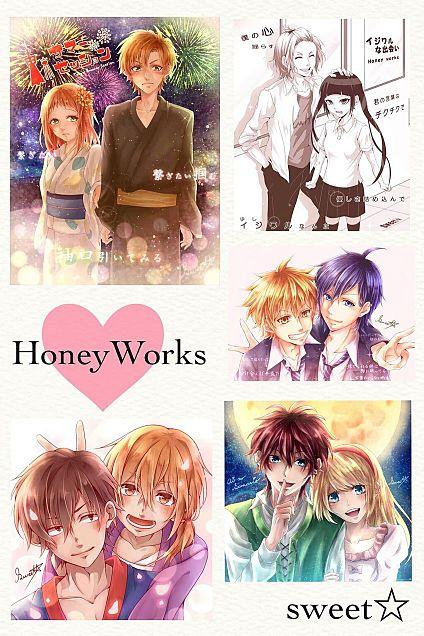 honeyworksまとめの画像 プリ画像