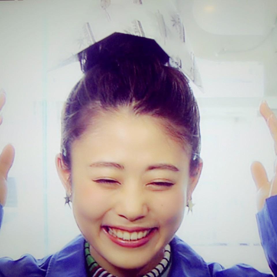 無邪気な笑顔がかわいい高畑充希さんの高画質な画像