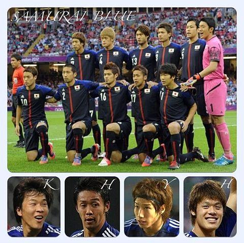 サッカー ロンドン五輪 関塚JAPAN U-23日本代表の画像 プリ画像