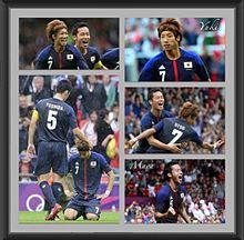 サッカーの画像(ロンドン五輪に関連した画像)
