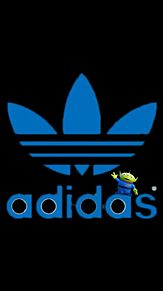 adidas 壁紙 リトルグリーンの画像(プリ画像)