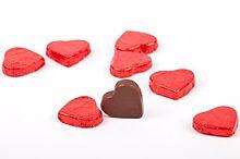 ハート チョコレートの画像(プリ画像)