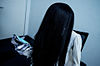 リング 貞子 おもしろ画像 プリ画像
