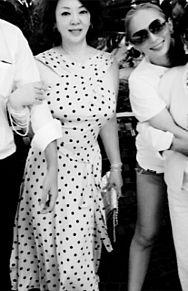 浜崎あゆみ、美人母との2ショット写真が「似てる」と話題!の画像(プリ画像)