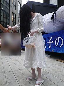 リング 貞子 怖い画像 おもしろ画像の画像(プリ画像)