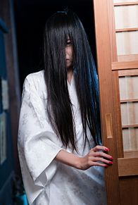 リング 貞子 爆笑画像 面白画像 怖い画像 おもしろ画像の画像(プリ画像)