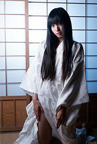貞子 美女 爆笑画像 面白画像 おもしろ画像 怖い画像の画像(プリ画像)