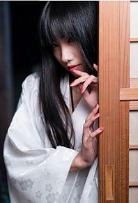 貞子 美女 爆笑画像 面白画像 おもしろ画像 怖い画像
