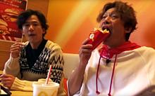 SMAP 香取慎吾 稲垣吾郎 おもしろ画像 マック マクドナルドの画像(稲垣吾郎に関連した画像)
