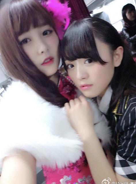 SNH48 Tang Anqiの画像 プリ画像