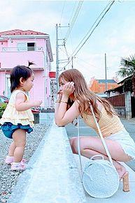 💖子供と女性💖 プリ画像