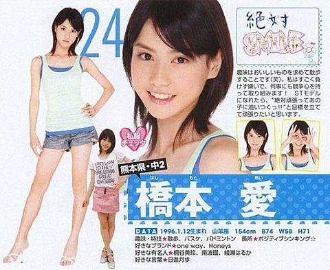 橋本愛 seventeenの画像 プリ画像