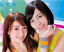 元AKB48 大島優子 SKE48 松井珠理奈の画像(プリ画像)