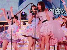 AKB48 小嶋陽菜 向井地美音の画像(プリ画像)