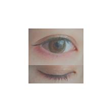 うさぎ目メイクの画像(うさぎ目に関連した画像)