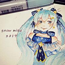 雪ミク!の画像(プリ画像)