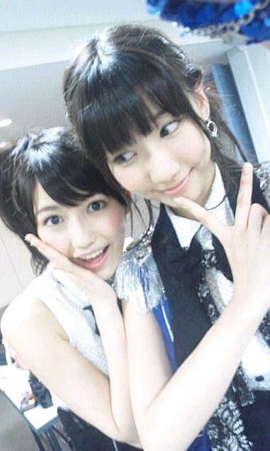 AKB48 柏木由紀 渡辺麻友の画像(プリ画像)