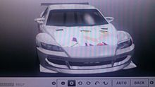 RX-8 AngelBeats! 痛車 その2 プリ画像
