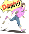 Dash! プリ画像